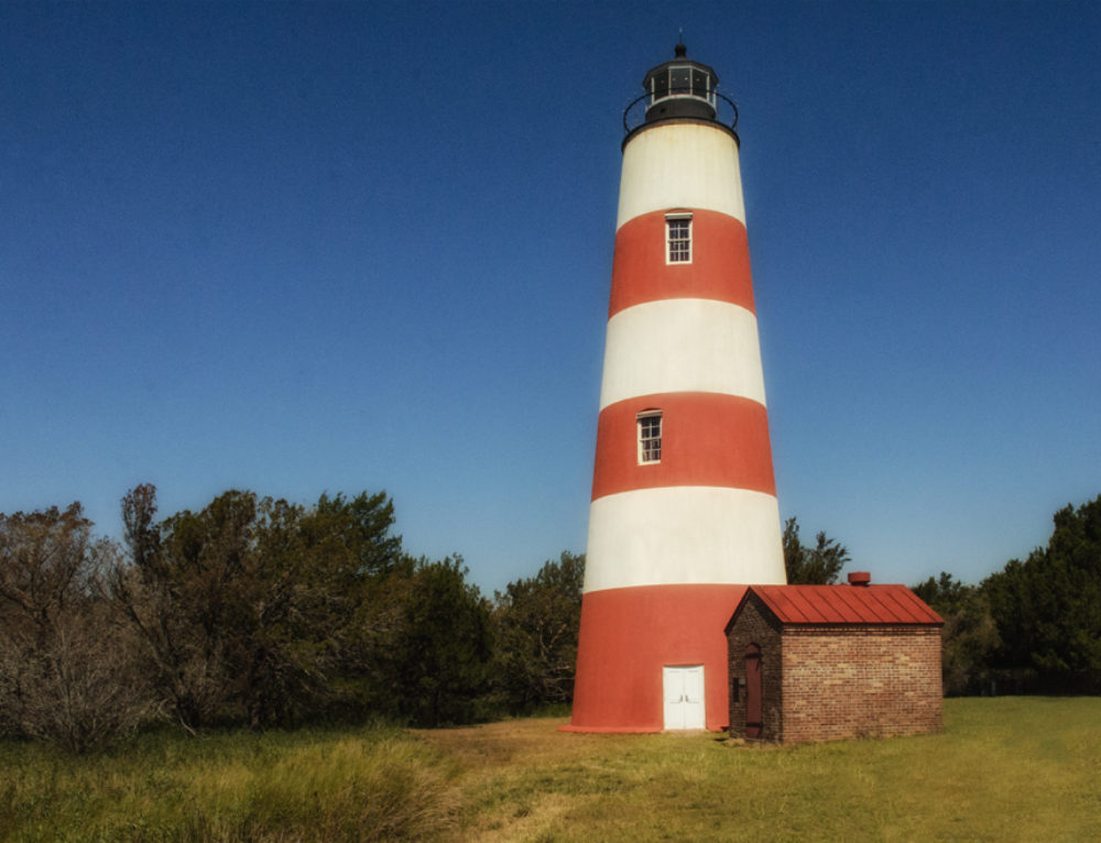 The Lighthouse at Sapelo Island