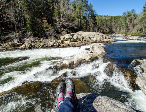 The Awesome Chattooga River