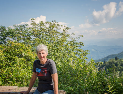 Now, We're Lovin' Waterrock Knob
