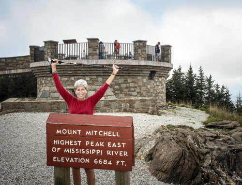 Seriously, Mt. Mitchell
