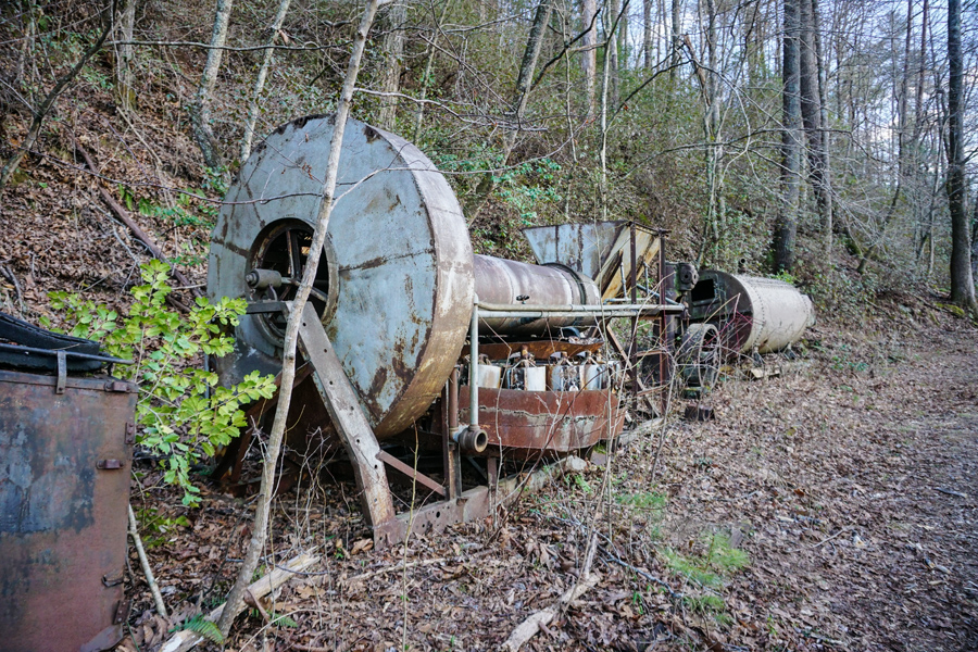 Once a Gold Mine Trail – Cocoa Smiles