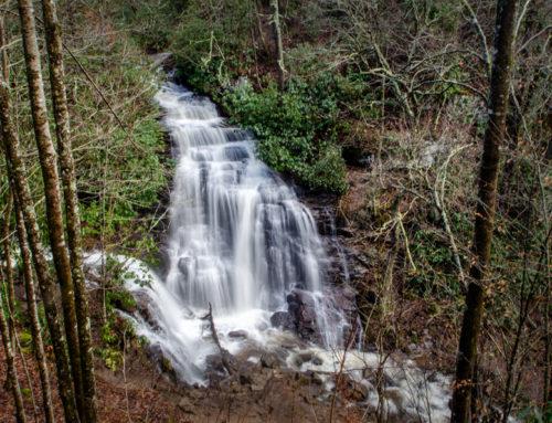 Soco Falls and a Camera!