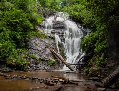 King Creek Waterfalls South Carolina