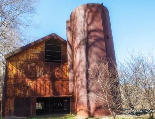 Discovery: LeTourneau's Barn