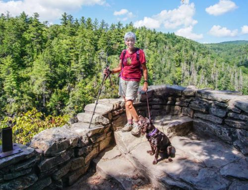 Our Linville Falls Hike